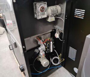 SR15 roaster burner+motor
