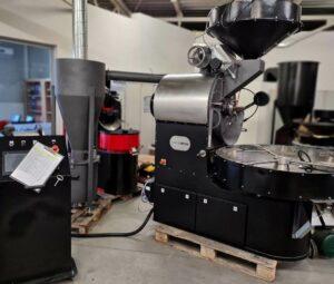 Coffee roaster SR25 7