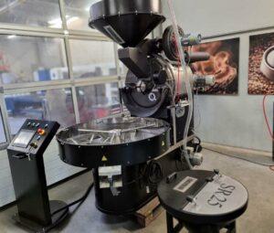 Coffee roaster SR25 6