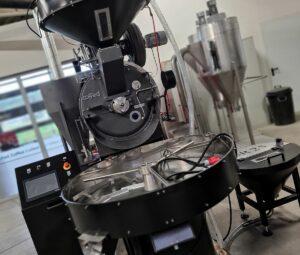Coffee roaster SR25