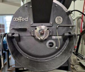Coffee roaster SR25 23