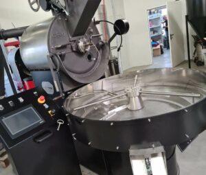 Coffee roaster SR25 21