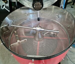 Coffee Roaster SR5 automatic 27