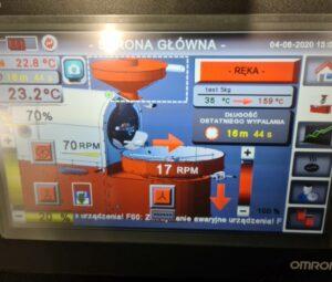 Coffee Roaster SR5 automatic 26