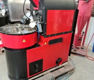 Coffee Roaster SR5 automatic 22