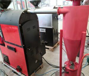 Coffee Roaster SR5 automatic 21