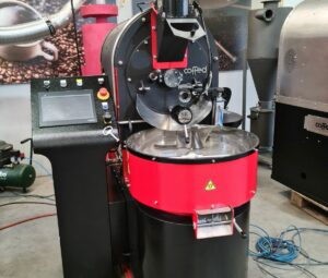 Coffee Roaster SR5 automatic 16