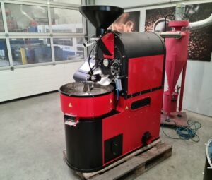 Coffee Roaster SR5 automatic 15