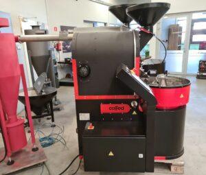 Coffee Roaster SR5 automatic 11
