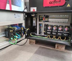 Coffee Roaster SR5 automatic 9
