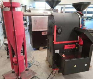 Coffee Roaster SR5 automatic 7