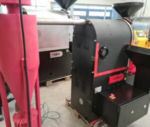 Coffee Roaster SR5 automatic 8