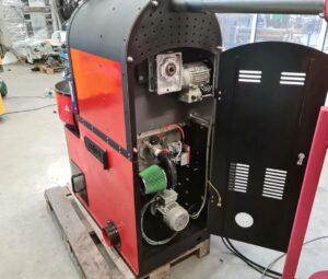 Coffee Roaster SR5 automatic 3