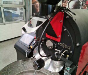 Coffee Roaster SR5 automatic 1