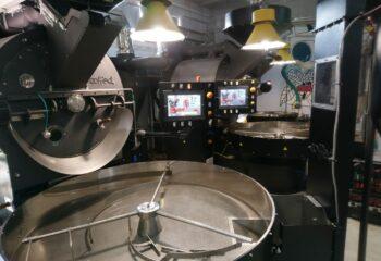 2x 60kg coffee roaster