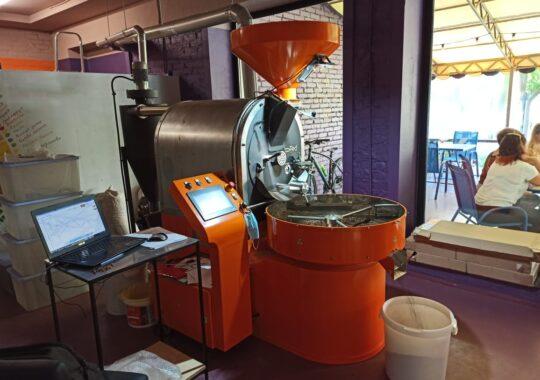 SR15 Coffee Roaster
