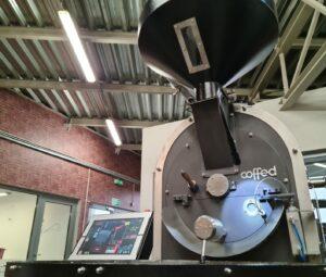 15 kg Hopper coffee roaster