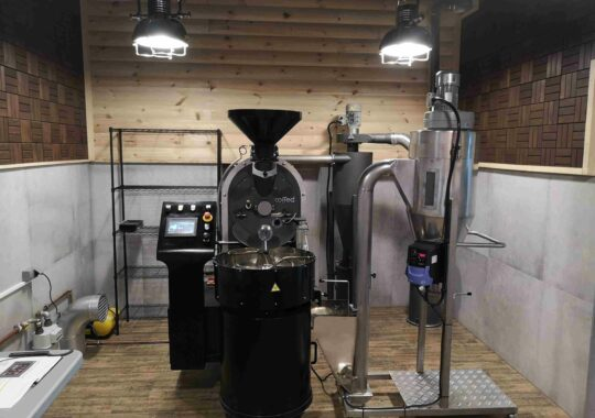 SR5 Coffee Roaster