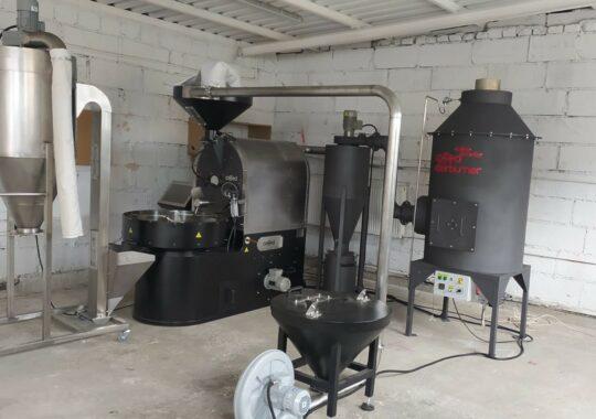 Palarnia kawy 15 kg