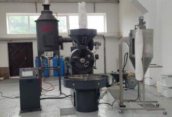 25 kg coffee roaster - full roastery set