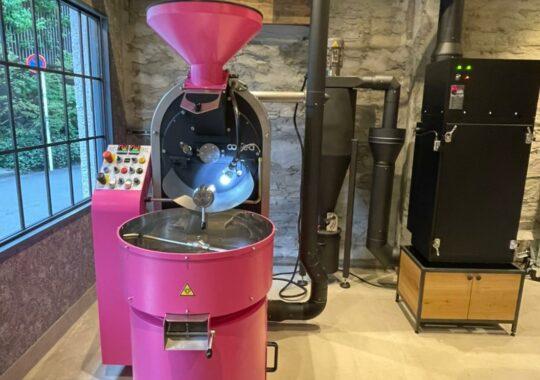 5kg manual coffee roaster