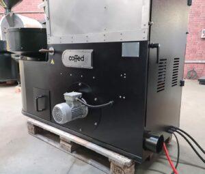 Coffee roaster body