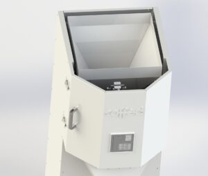 3kg automatic scale