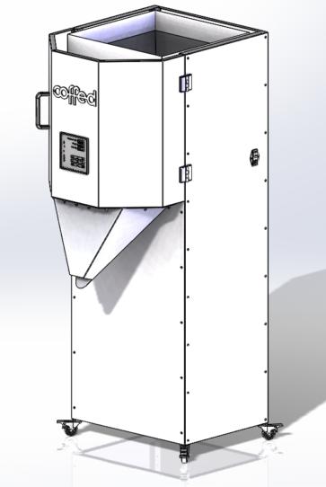 Waga automatyczna Coffed 3000 g