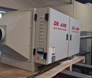 Filtr elektrostatyczny