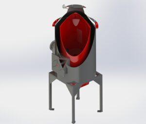 Dopalacz spalin SA25 5