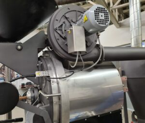 SR25 coffee roaster pressure sensor