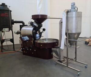 Zestaw 30kg piec do kawy
